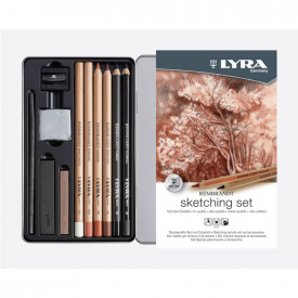 Lyra Artists Pencil Sketching Set