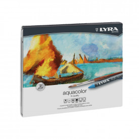 Lyra Aquacolor Artists Water-soluble Pastels