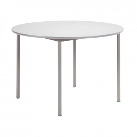 Whiteboard Table Fully Welded Circular