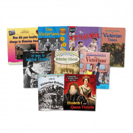 Victorian Life Book Pack