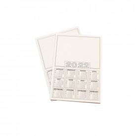 Calendar Cards and Tabs 2022
