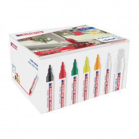 edding® Chalk Markers Assorted Classpack