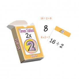 Flip-It Multiplication Class Pack - x2, x5, x10