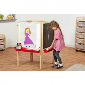 Traditional Art Easels