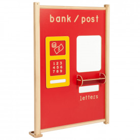 Bank / Post office panel