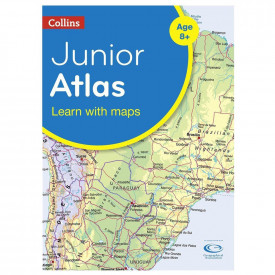 Collins Junior World Atlas