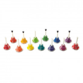 Chromatic Combi Bells 13 Notes
