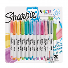 Sharpie S Note
