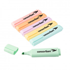 Consortium Pastel Highlighters