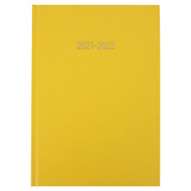 Coloured Academic Diary A5 2021/22