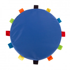 Sensory Touch Tags Carry Cushions