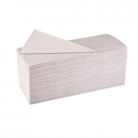Natural Recycled Inter Fold Hand Towel