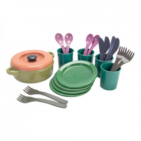 Green Bean Dinner Set 22pc