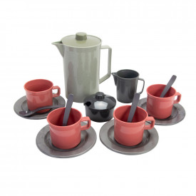 Green Bean Coffee Set 17pk