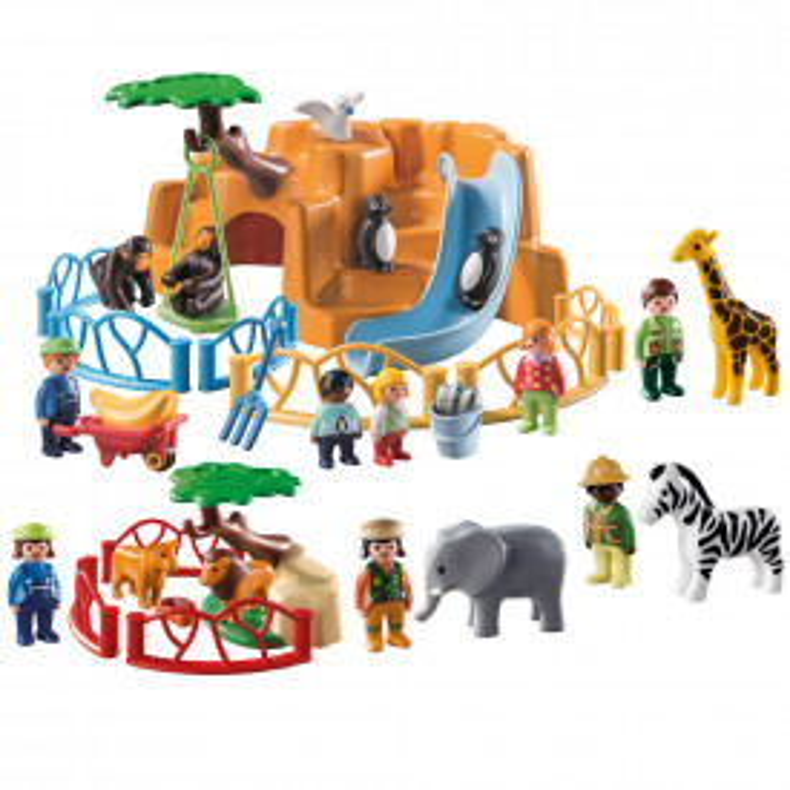 Playmobil Zoo 1.2.3