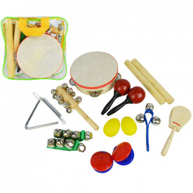 Handheld Childrens Percussion Set