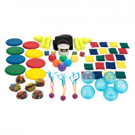 Throw and Catch Playground Equipment Kit