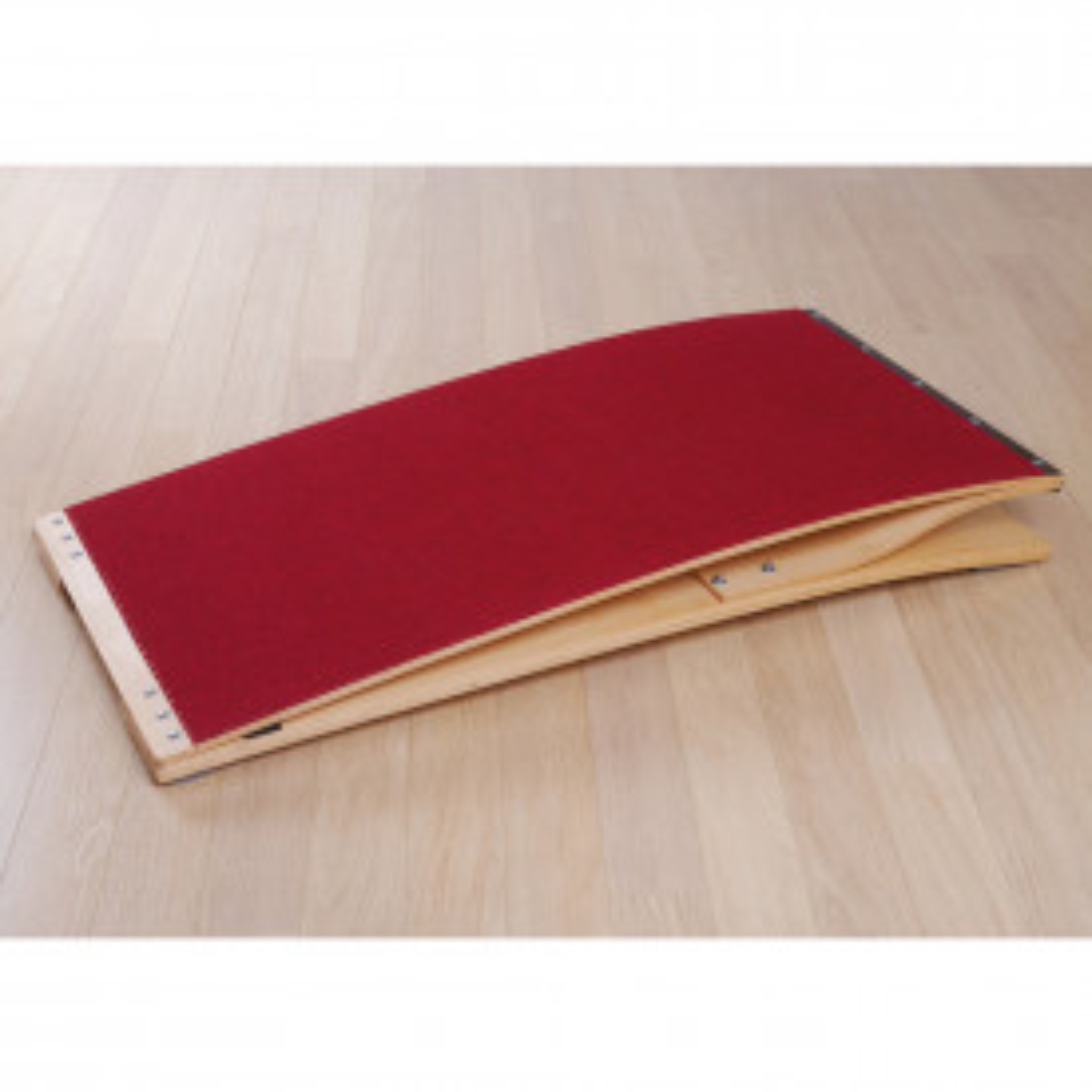 Gymnastics Carpet Covered Springboard