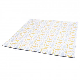 Geo Wipe Clean Antimicrobial Play Mat