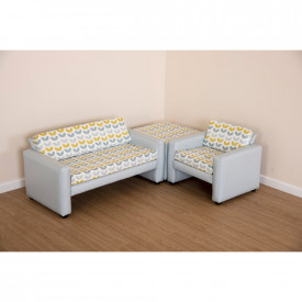 Geo Wipe Clean Horizon Seating Set