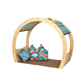 Aztec Accessory Set for Large Cosy Cove