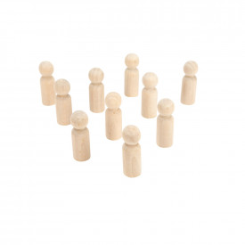 Wooden People Pack