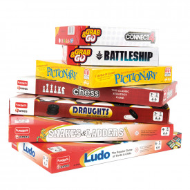 Wet Play Board Games Pack