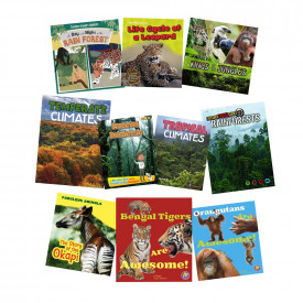 Rainforest Book Pack