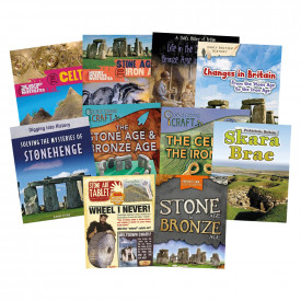Stone, Bronze and Iron Age Books