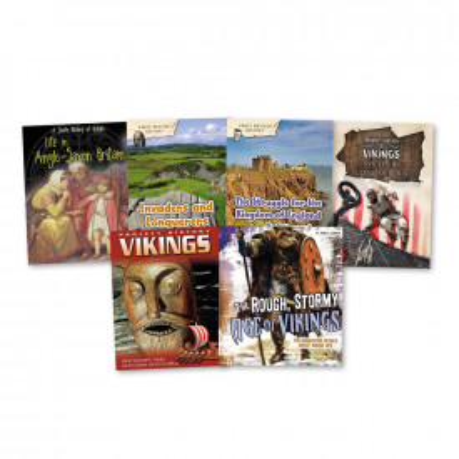 Viking and Anglo Saxon Books
