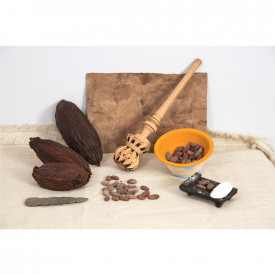 Maya Chocolate Artefact Kit