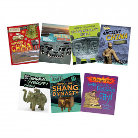 Shang Dynasty of Ancient China KS2 Book Pack
