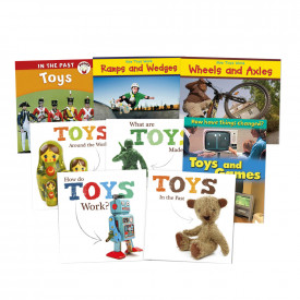 KS1 Toys Books