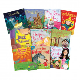 KS1 Traditional Fairy Tales Books 10pk