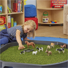 Active World Artificial Grass Mat