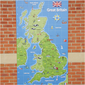 Outdoor UK Signboard