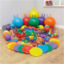 Rainbow Playground Favourites Kit
