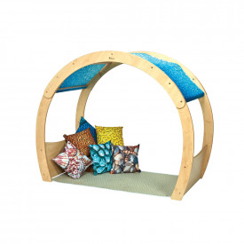 BIG DEAL Large Cosy Cove Plus Under The Sea Accessory Set