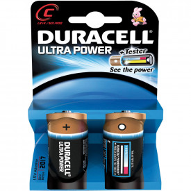 Duracell Ultra Power - C Cell