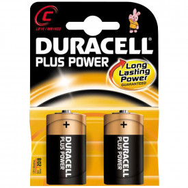 Duracell Plus Power - C Cell
