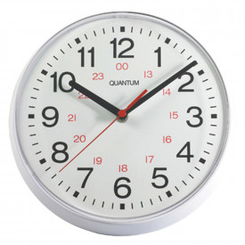 24 Hour Analogue Clock