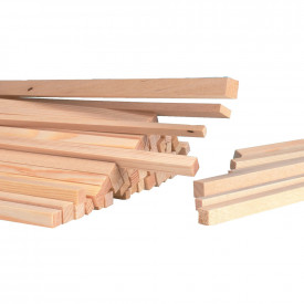 Square Wood Pack