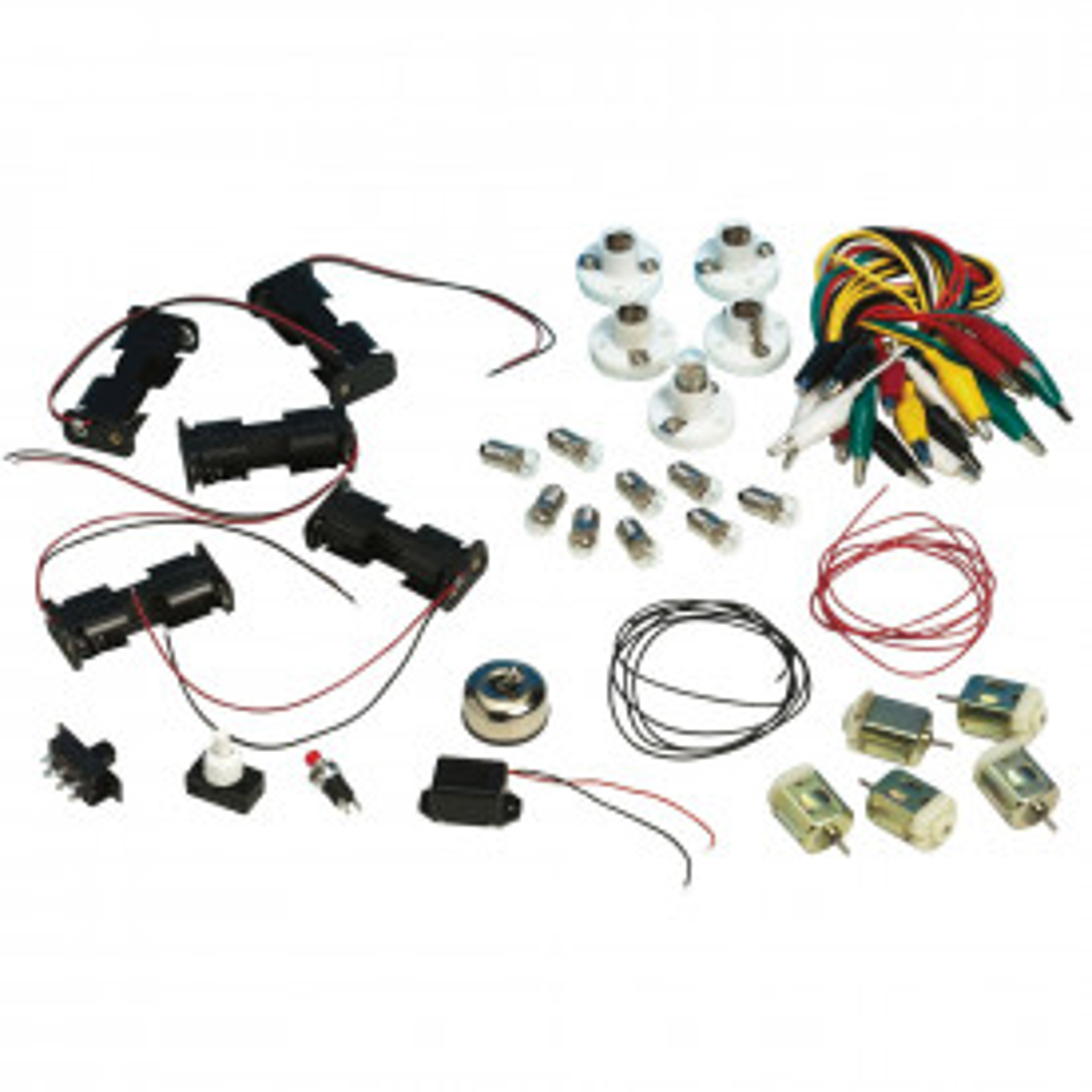 Electricity Components Starter Kit