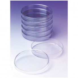 Petri Dishes With Lids