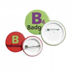 Badge Component Pack - 55mm
