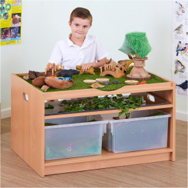 Multi Surface Table