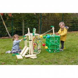 Loose Parts Play Activity Centre