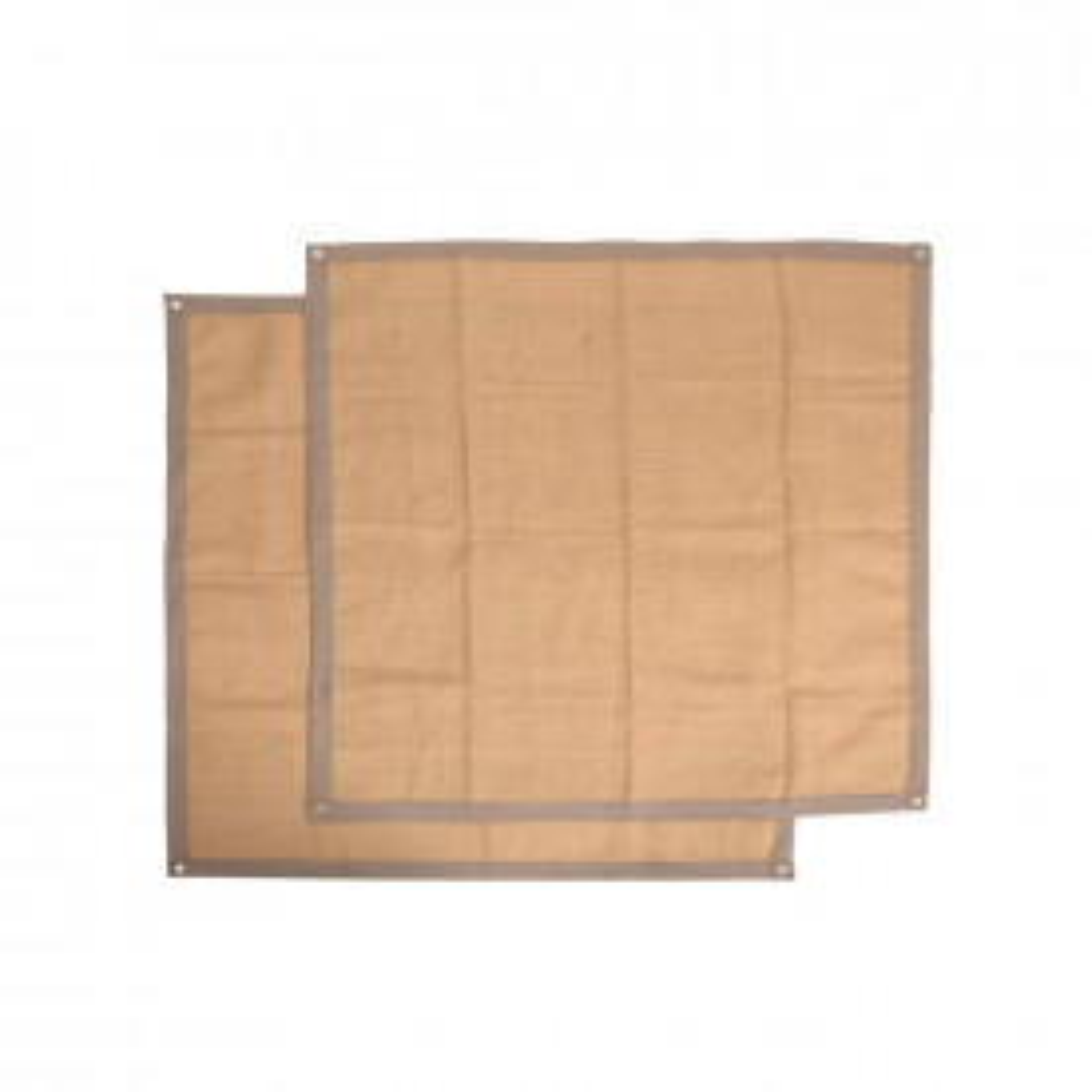 Hessian Display Table/Wall Cloths