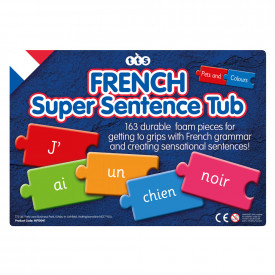 French Super Sentence Tubs