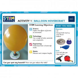 STEM Activity Cards - KS2